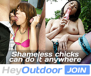 japan outdoor sex