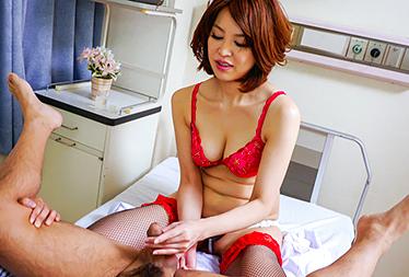 Japanese anal dildo makesErika Nishino to go nasty